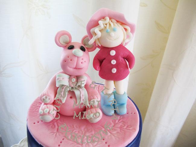 Lisas födelsedags tårta