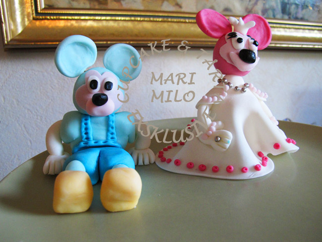 Mickey & Minnie Mouse gifter sig