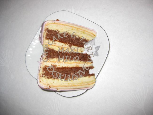 En bit av min tårta