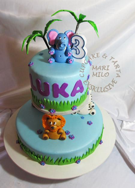 Lukas tårta
