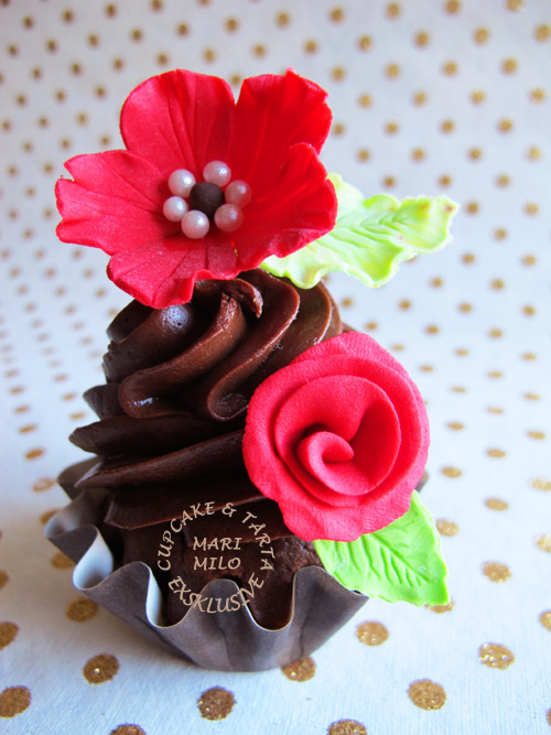 Pernillas Jul Cupcake