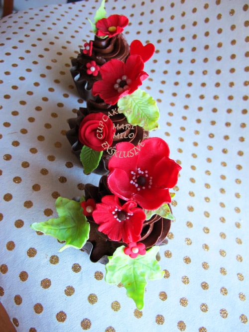 Pernillas Wahlgrens Cupcakes Mari Milo Design