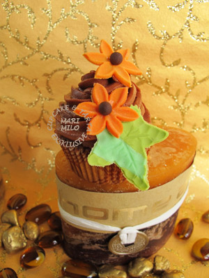 cupcakes höst