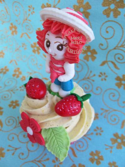Lisa Sockerrus cupcake