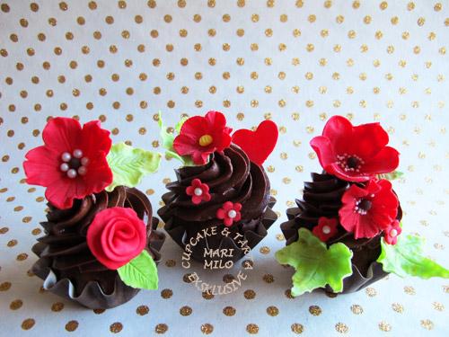 Pernilla Wahlgrens Cupcakes