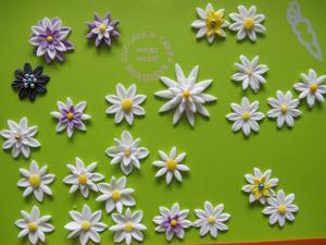 socker blommor