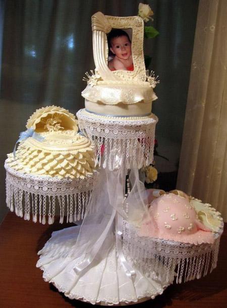 Torta za krstenje Branka Jovanovic