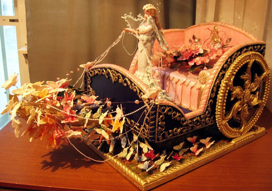 Present tårta till barn utan förelldrar, Branka Jovanovic Belgradn2009