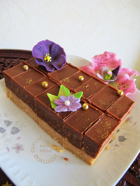 Bajadera - ckoklad kakor till fest och vardag