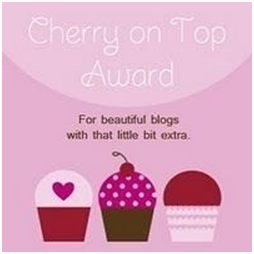 blogawardcherryontop