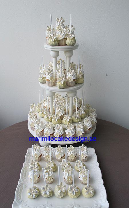 brollop-cake-pops-mini-cupcakes