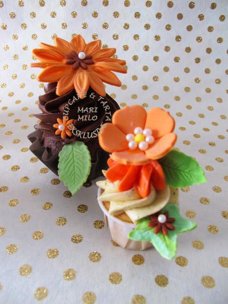 Cupcake och minicupcake