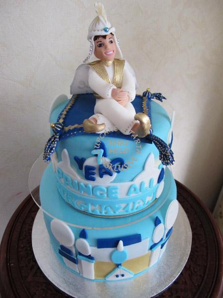 Cake Prince Ali Disney Aladdin