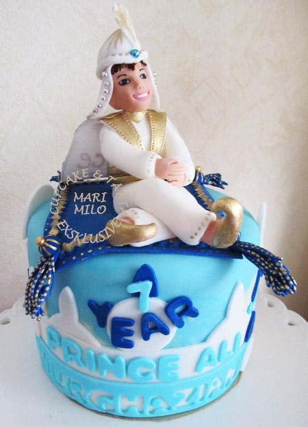 Prince Ali Aliababa Aladdin
