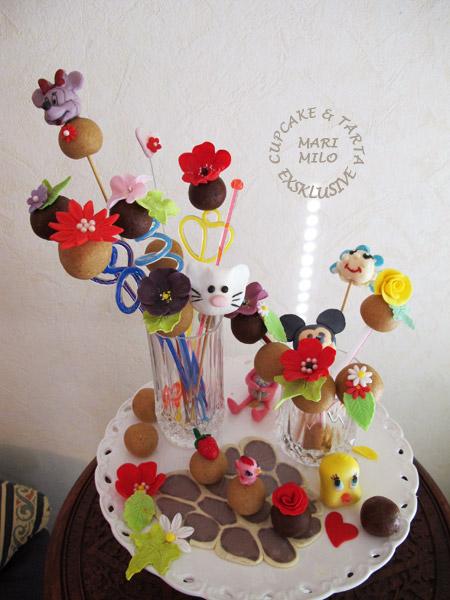 Cake Pops recept till barn och vuxna
