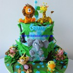 jungle-zoo-cake