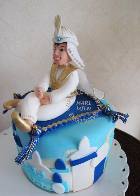 Arabiska tårtor Alladin
