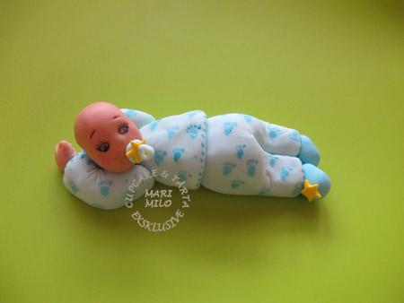Bebis sockerpasta