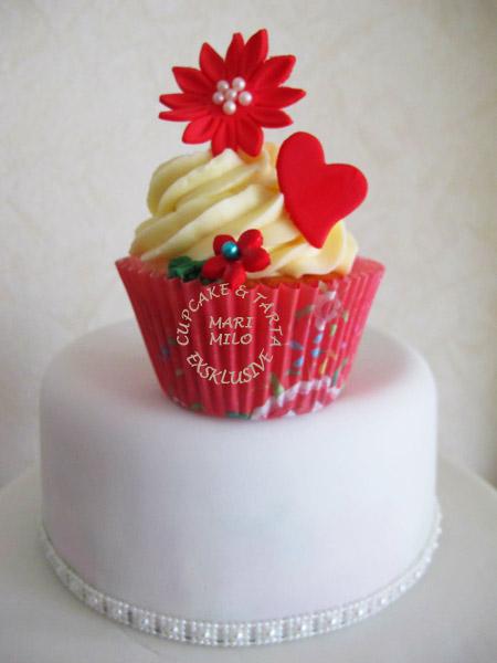 förlovnings cupcakes