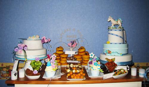 Dessertbord European Contest 2010 Mari Milo Design