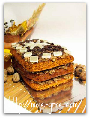 Laktosfri tårta by Gaga