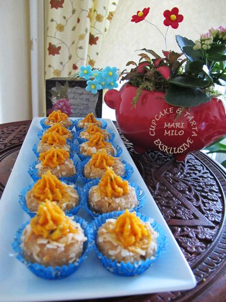 Laktosfria cupcakes