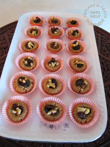 Laktosfritt munsbit kakor - Posni minjoni