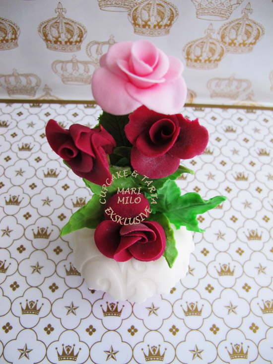 Cupcakes drottning