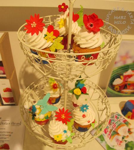 Formex, cupcakes och design by Mari Milo