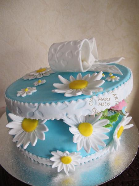 Födelsedagspresent tårta
