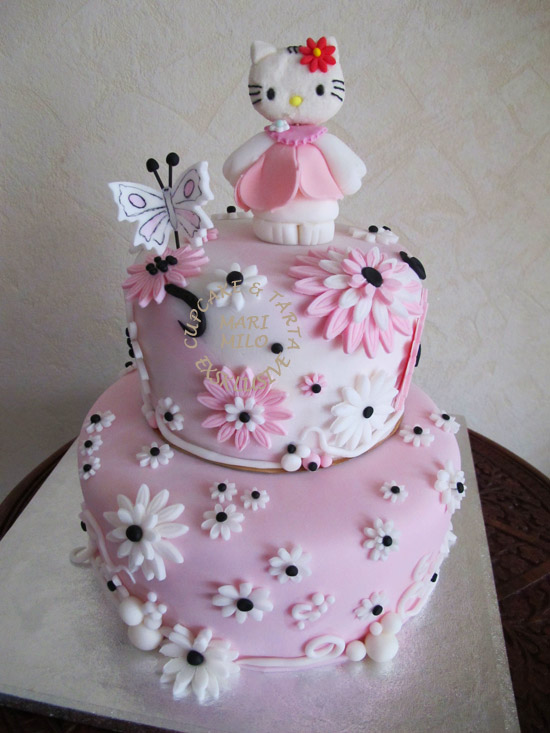 Hello Kitty rodjendanska torta