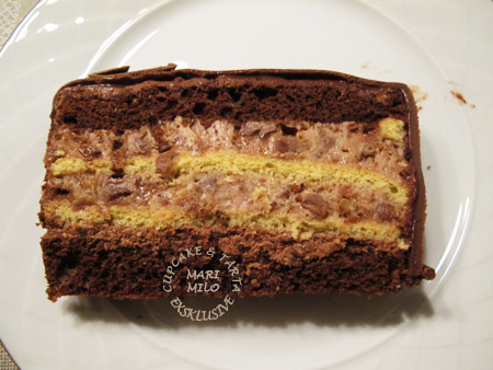 Godaste chokladtårta