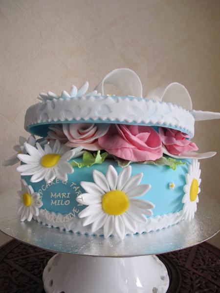 Present tårta