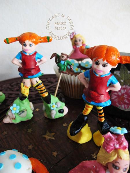 Sockerfigurer Pippi Långstrump