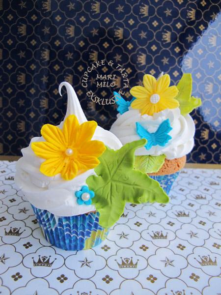 Cupcakes by Mari Milo