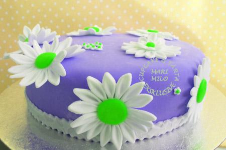 Tårta till mormor och farfar