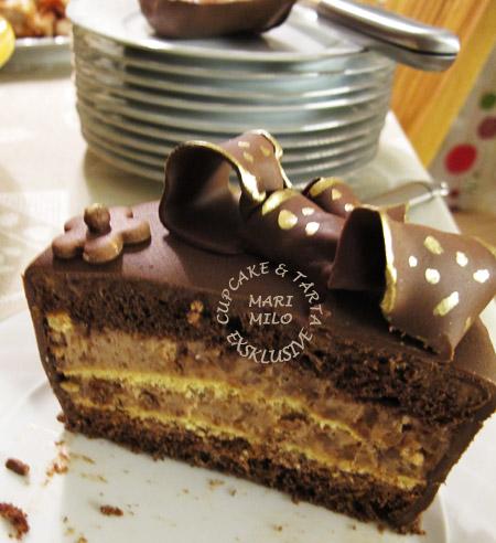 Världens godaste chokladtårta