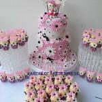 barntarta-cupcakes