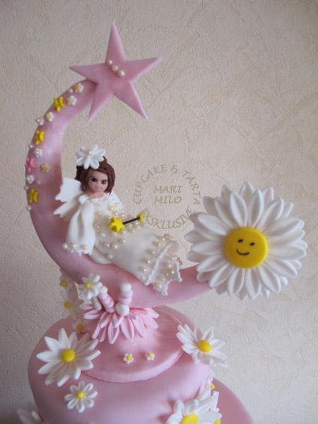 Doptårta med den goda fe, Fairy cake