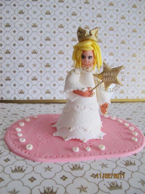 Prinsessa i Södertälje och bröllopsklänning