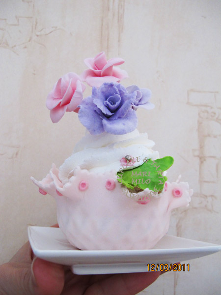 Cupcakes till Prinsessa Victoria