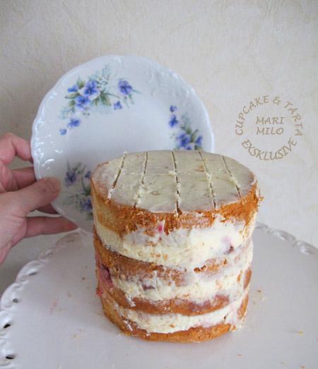 Den översta tårtan