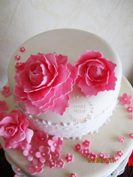 amerikanska bröllopstårtor