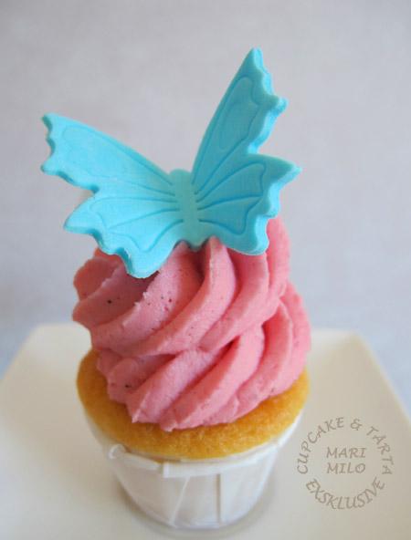 cupcake recept hallon