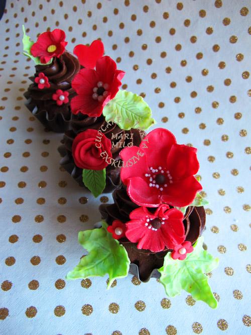Cupcakes Miss Pernilla