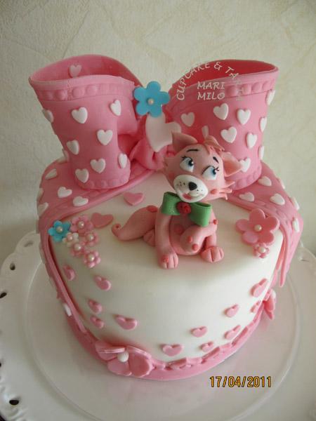 Hund tårta