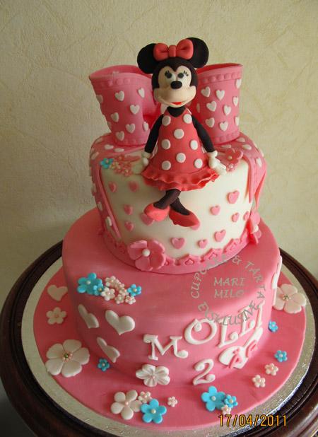Mimmi Pigg tårta