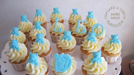 Mini cupcakes till Leo