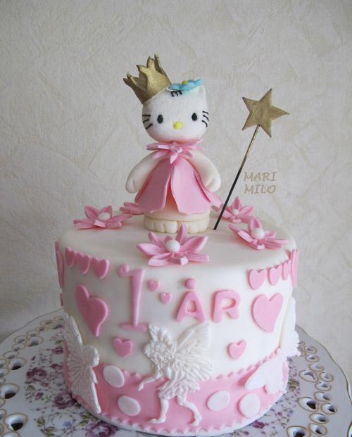 Hello Kitty prinsessa