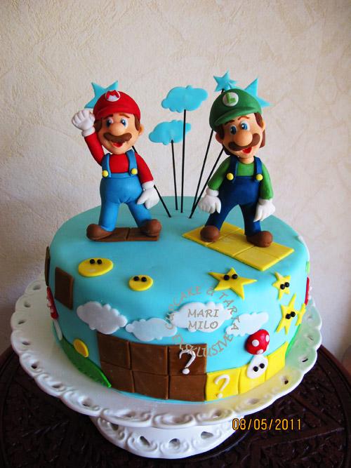 Super Mario och Luigi